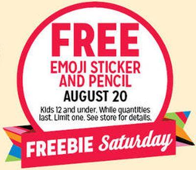 Kmart Emoji Backpack Clip for Kids