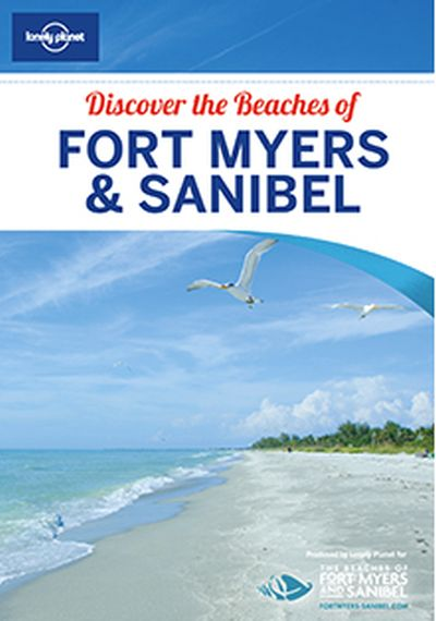 The Beaches of Fort Myers and Sanibel Lonely Planet Guidebook