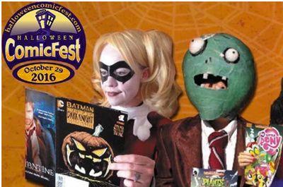 Halloween ComicFest Comics