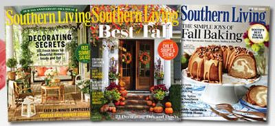 RewardsGold Southern Living Magazine