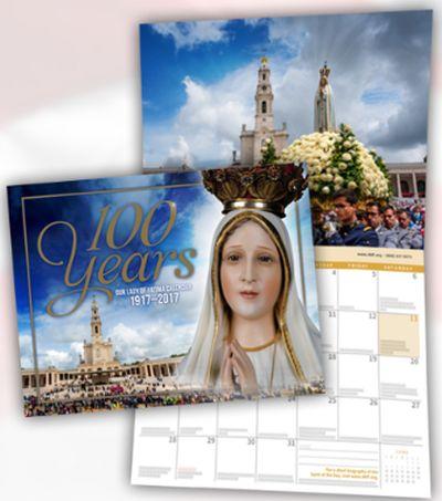 America Needs Fatima Free 2017 Calendar - US