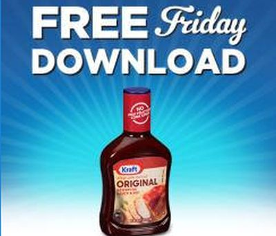 Kroger Free Kraft Barbecue Sauce on December 2, 2016