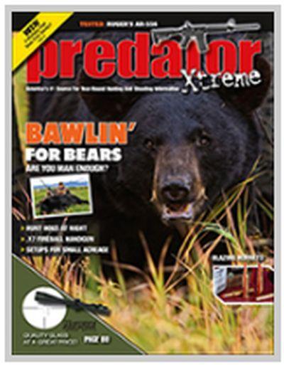 freebizmag Free One Year Subscription to Predator Xtreme Magazine - US
