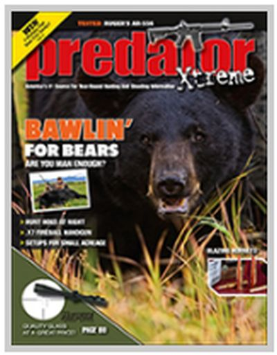 free predator xtreme magazine subscription