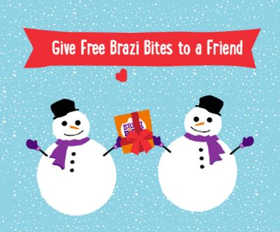 Brazi Bites Coupon for a Free Sample for a Friend