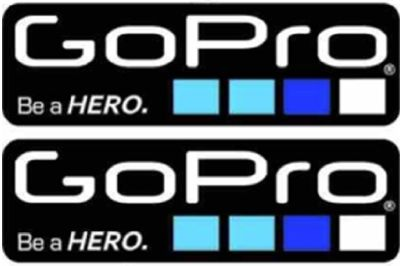 GoPro Free Stickers - Canada and US