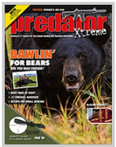 freebizmag Free One Year Subscription to Predator Xtreme Magazine - US