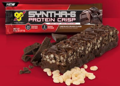 Syntha-6 Protein Crisp Bar Free Sample - US