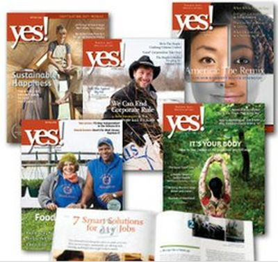 Yes! Maagazine Free Subscription for Teachers/Librarians Only - US