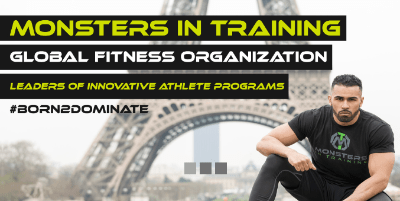 Monsters in Training Free T-Shirt and Supplements Samples - US