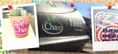 Chaco Free Sticker - US