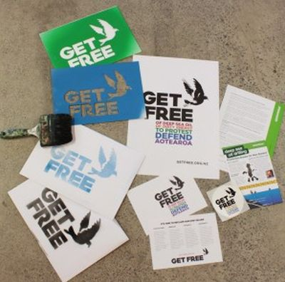 Get Free Greenpeace Free Action Pack