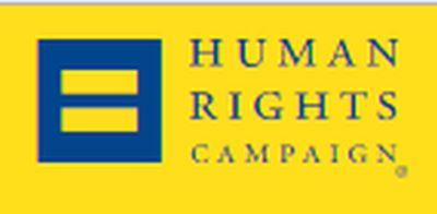 Human Rights Campaign Free Equality Sticker
