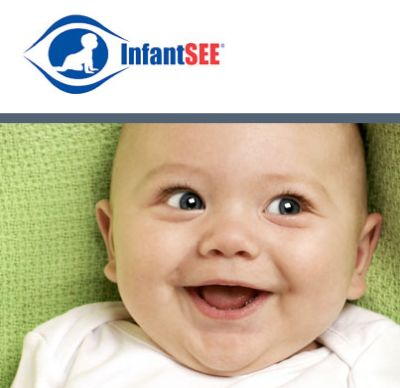 InfantSEE Free Eye Exams for Infants - US