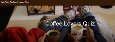 McCafe Possible Free Coffee K-Cups - Canada