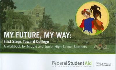 ED Pubs Free My Future, My Way Workbook - US