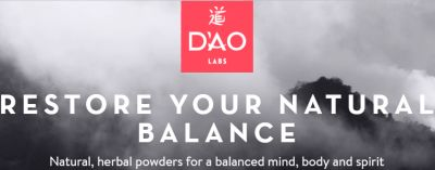 DAO Drink Powder Free Sample - US