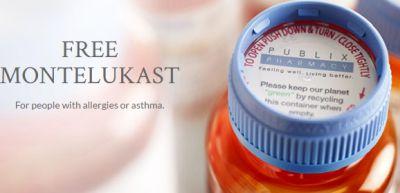 Publix Pharmacy Free Medication Program - US