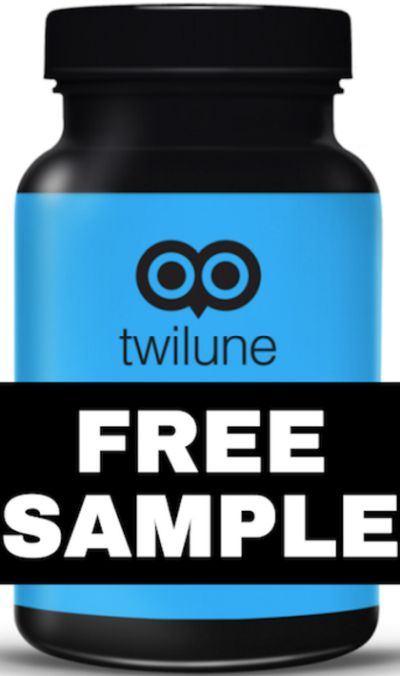 Twilune Natural Sleep Aid Free Sample