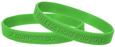 SpinalCord.com Free Spinal Cord Awareness Wristband - US