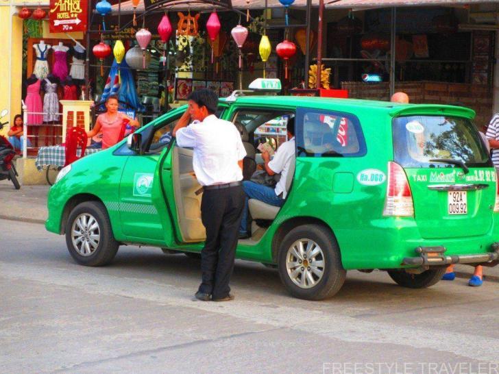 ベトナムで安全なタクシー