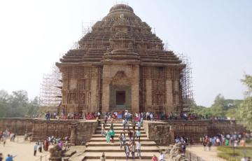 スーリヤ寺院