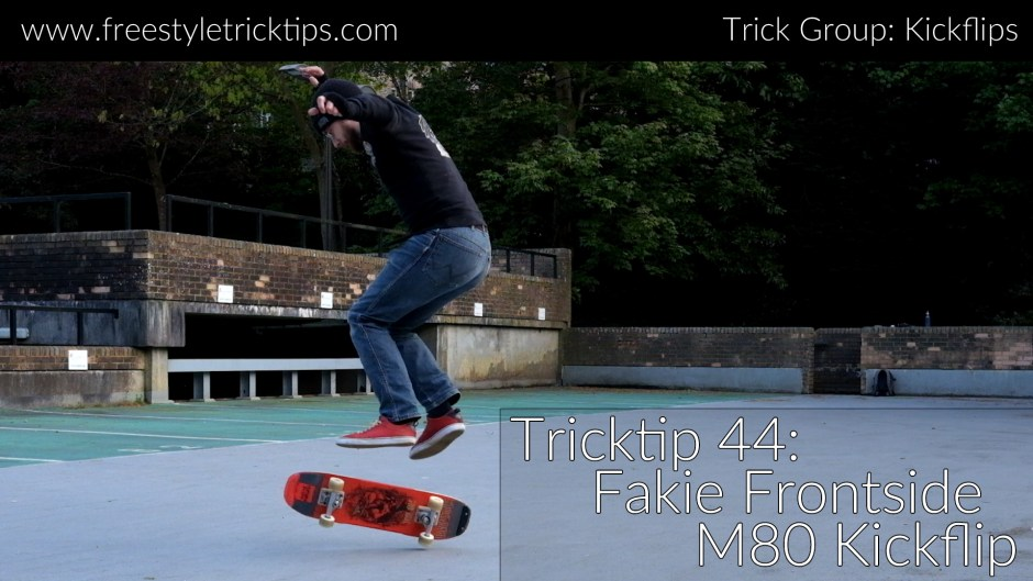 Fakie Frontside M80 Featured Image