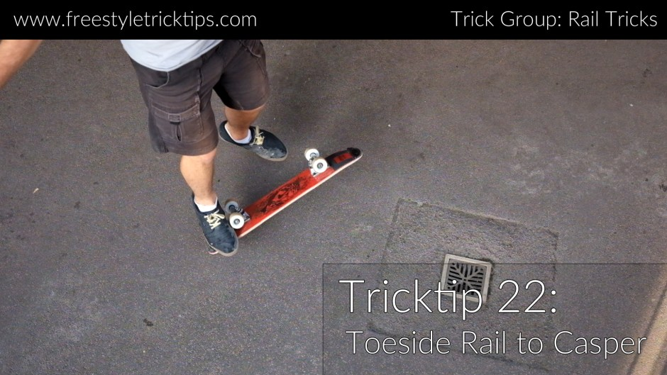 Toeside Rail to Casper Featured Image