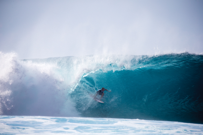 volcom pipe pro final day