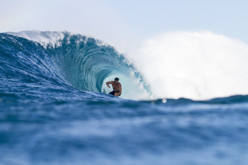 Reef McIntosh. Photo: Sean Reilly