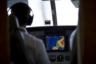 Our beloved Mokulele Airlines pilots - Tyler Rock