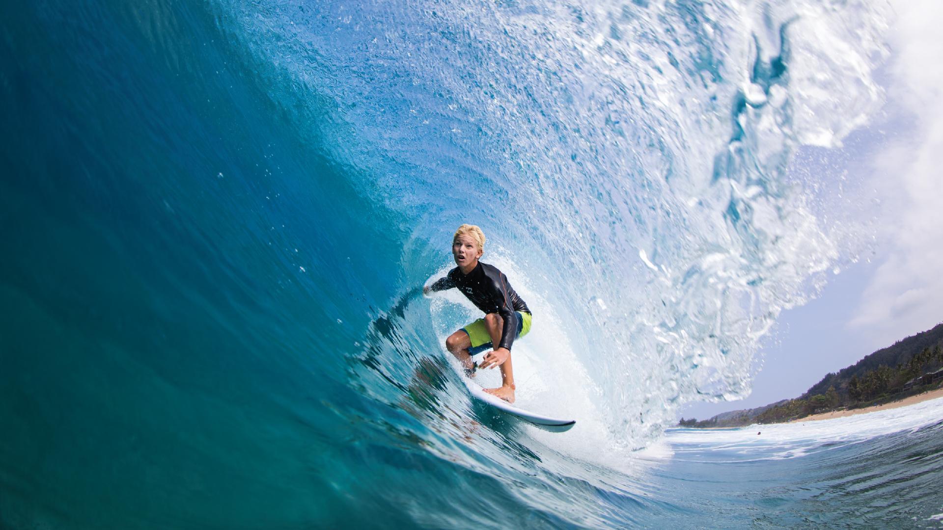 Grom Report Brodi Sale Freesurf Magazine