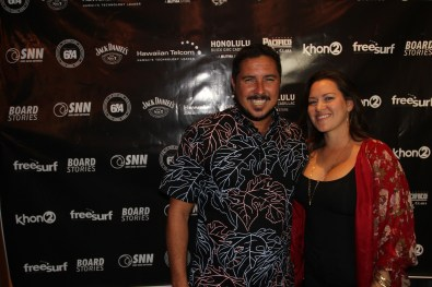 Joel Centeio and wife Ashley