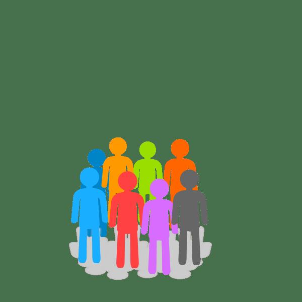 Population Icon Png : population, Vector, Image, Population