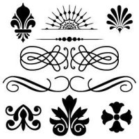 Free svg cut files vintage elements. This FREE download includes SVG, EPS, PNG and DXF files for personal cutting projects. Free vector / free svg monogram / free svg images for cricut