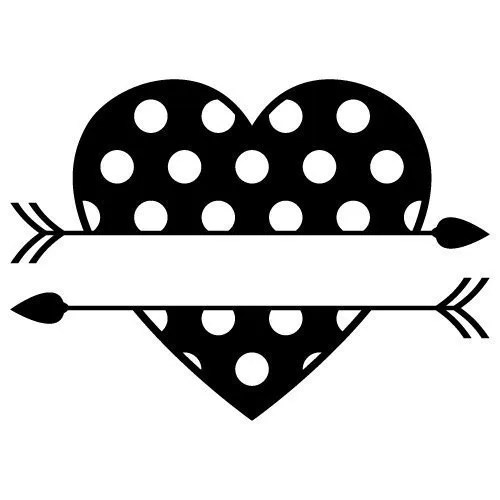 Download Love Heart SVG cut file - FREE design downloads for your ...