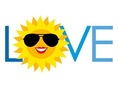Summer Love SVG