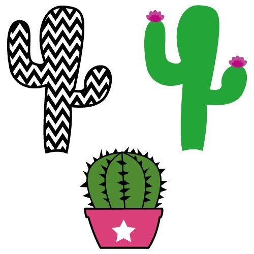 Download Cactus SVG cut file - FREE design downloads for your ...