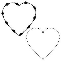 Free svg cut file heart frames. FREE downloads includes SVG, EPS, PNG and DXF files for personal cutting projects. Free vector / printable / free svg images for cricut