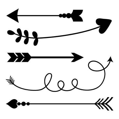 Download Free Arrow SVG cut file - FREE design downloads for your ...