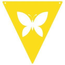 Free svg cut file butterfly bunting. FREE downloads includes SVG, EPS, PNG and DXF files for personal cutting projects. Free vector / printable / free svg images for cricut