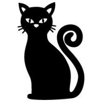 Free svg cut files Halloween Black Cat. FREE downloads includes SVG, EPS, PNG and DXF files for personal cutting projects. Free vector / printable / free svg images for cricut