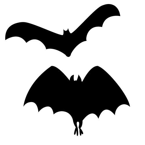 Free bats SVG cut file - FREE design downloads for your