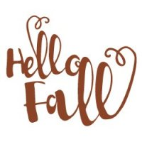 Free svg cut files hello fall. FREE downloads includes SVG, EPS, PNG and DXF files for personal cutting projects. Free vector / printable / free svg images for cricut