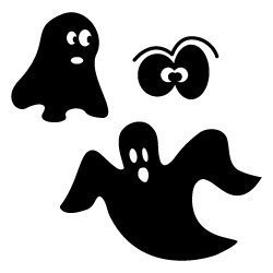 Free svg cut files halloween ghosts. FREE downloads includes SVG, EPS, PNG and DXF files for personal cutting projects. Free vector / printable / free svg images for cricut