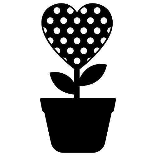Free svg flower pot. FREE downloads includes SVG, EPS, PNG and DXF files for personal cutting projects. Free vector / printable / free svg images for cricut