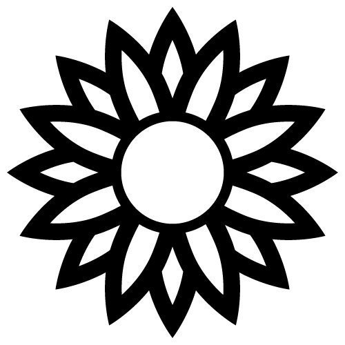 Download Free Flower cut file - FREE design downloads for your ...