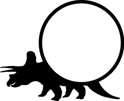 Free dinosaur monogram frame at www.freesvgdesigns.com. FREE downloads includes SVG, EPS, PNG and DXF files for personal cutting projects. Free vector / printable / free svg images for cricut