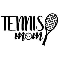 Tennis Mom SVG