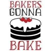 Bakers Gunna Bake Cake SVG